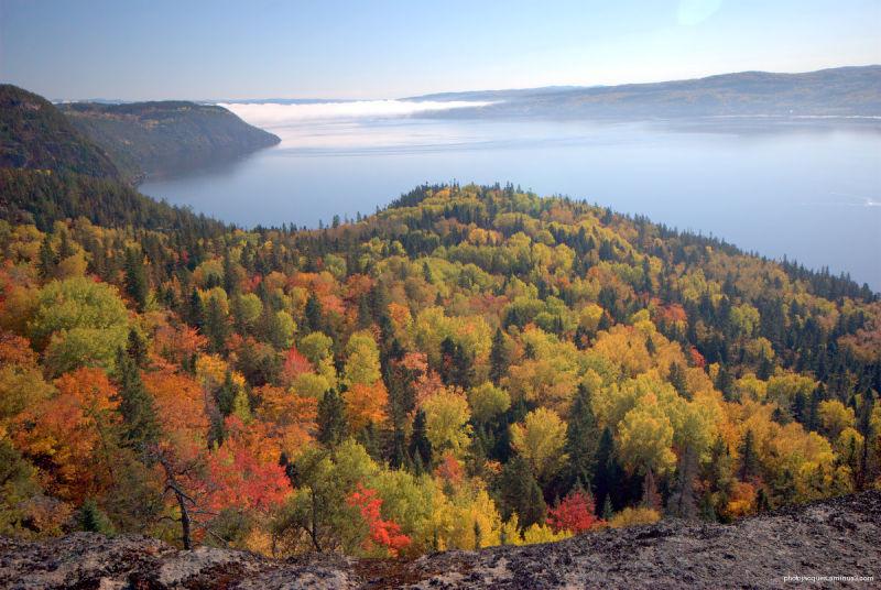 Encore le fjord