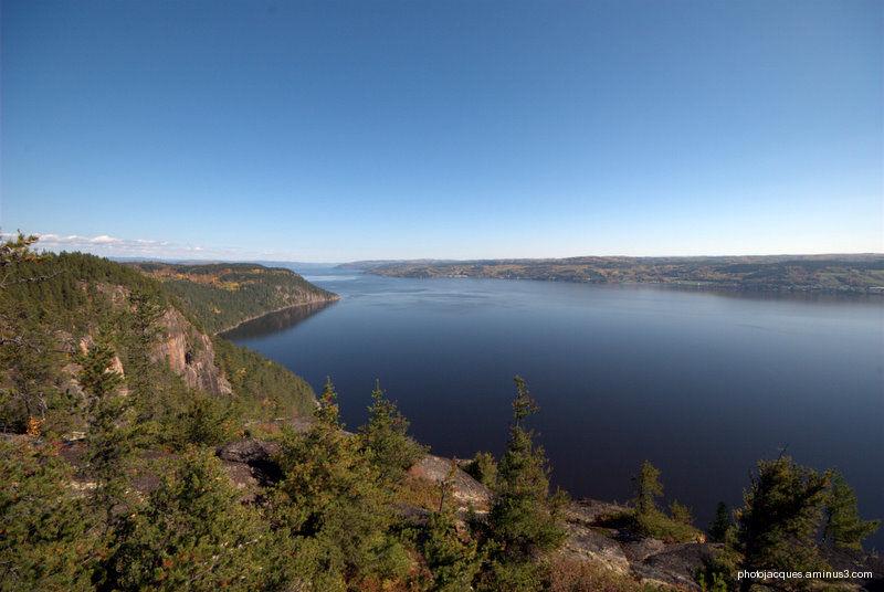 Un autre vue sur le fjord