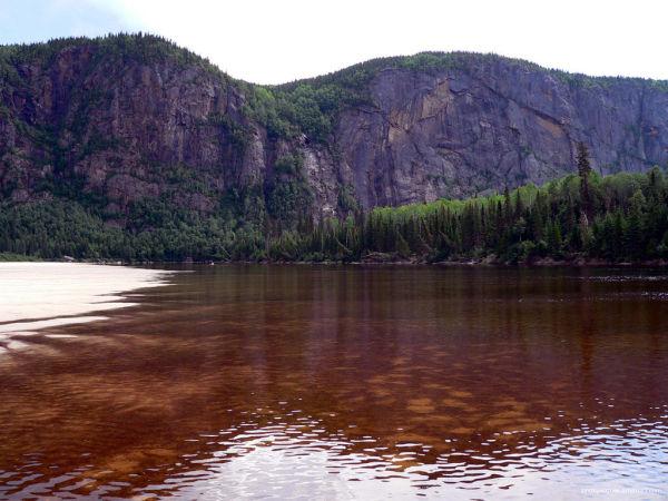 Lac au foin
