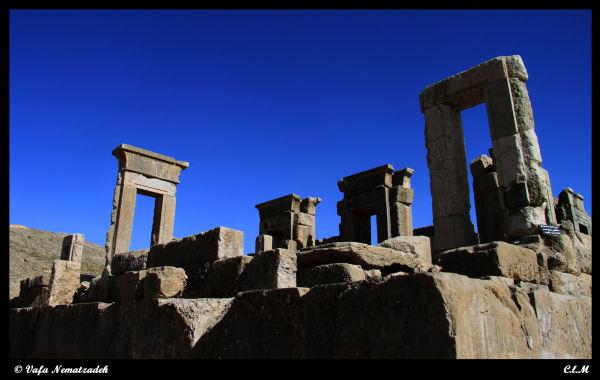 Persepolis.Iran