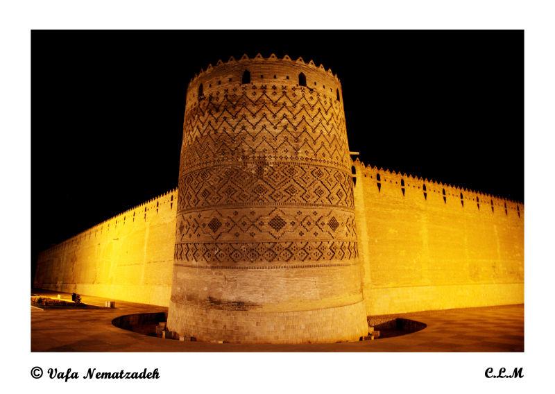 KarimKhan Castle.Iran