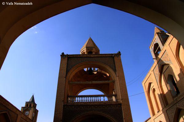 Vank Church.Iran
