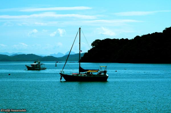 Blue Dream in Marina
