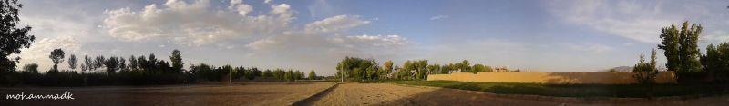 isfahan landscape