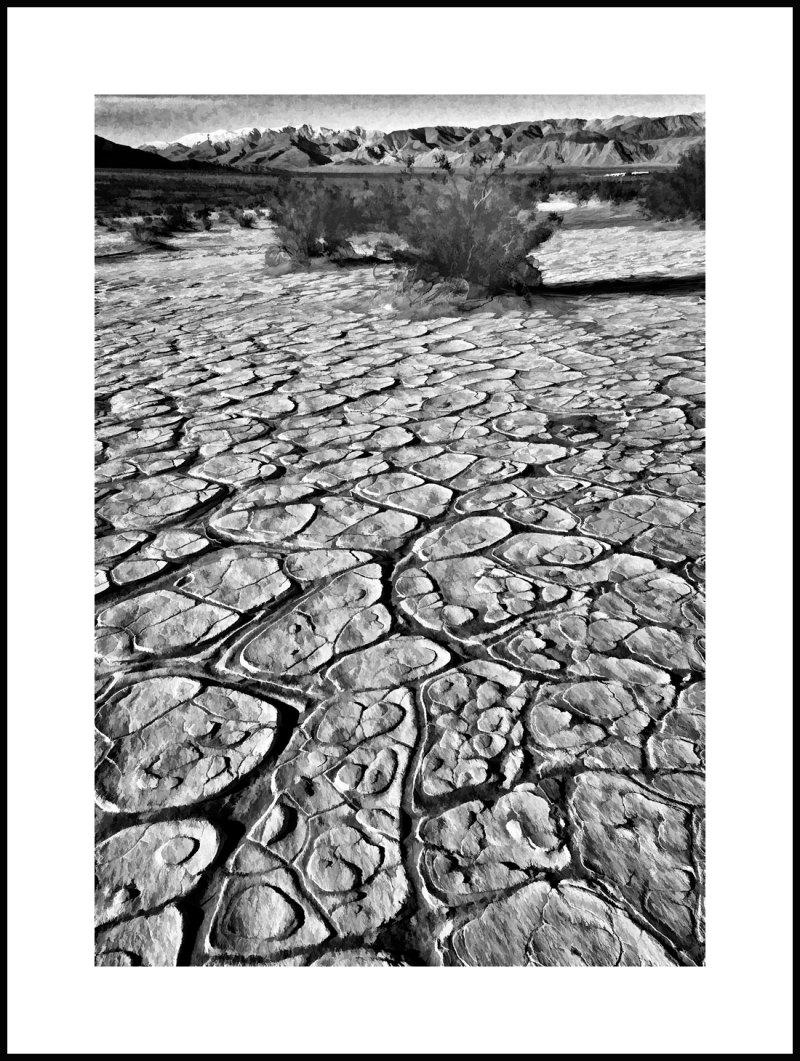 Death Valley as Art