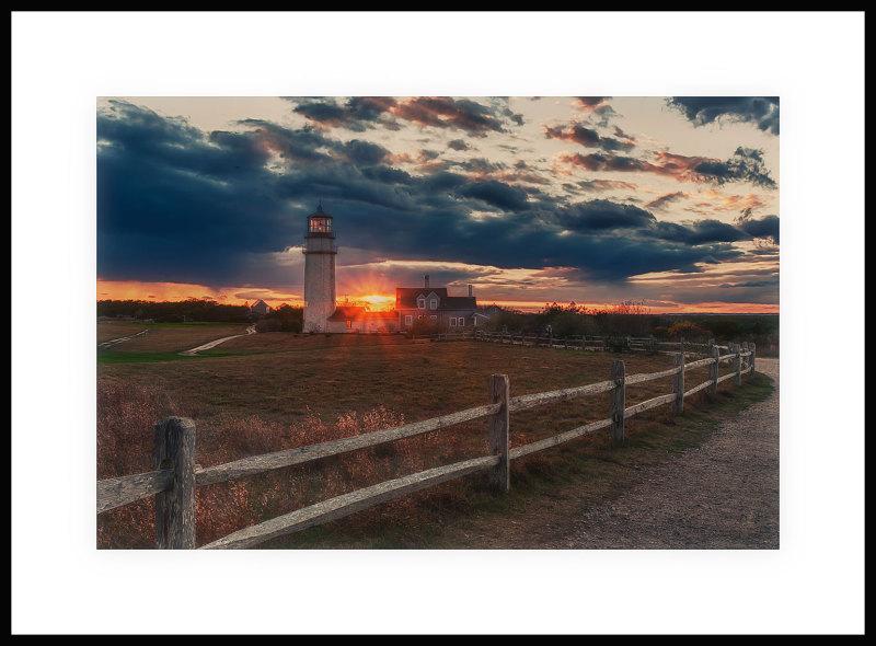Highland Light on Cape Cod