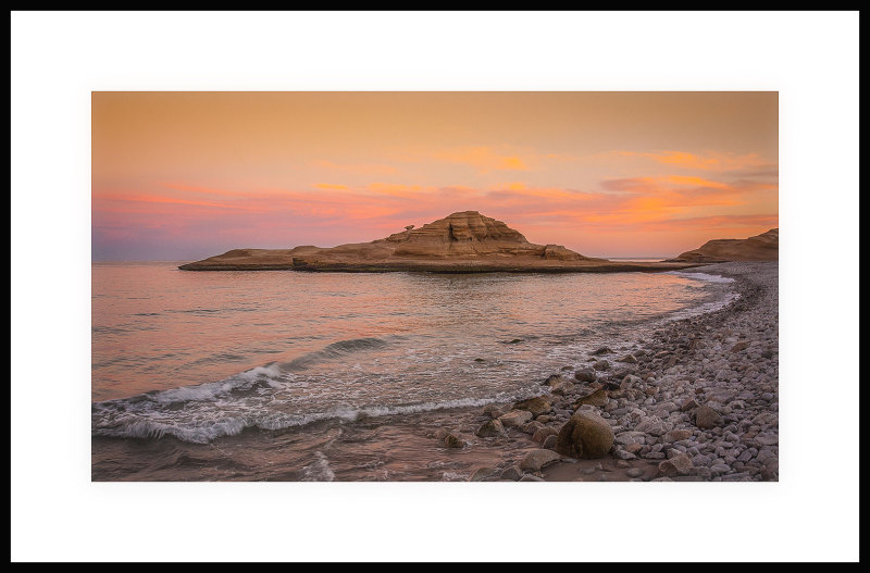 Isla San Francisco Sunset