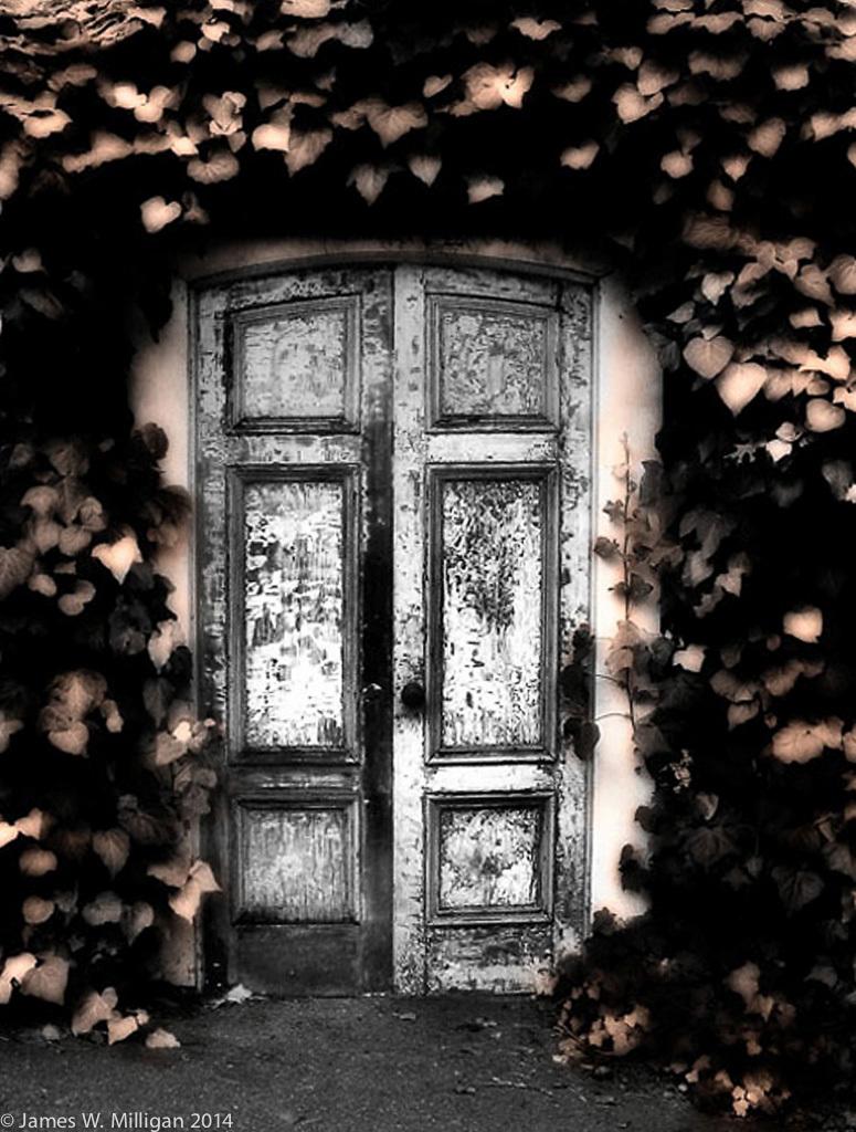 What Evil Lurks Behind the Hidden Door