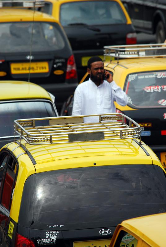 Un taxi svp