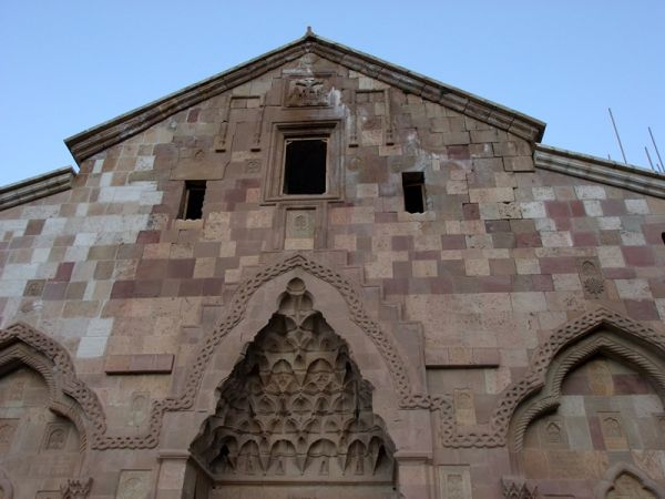 Saint Stepanos Monastery کلیسای سن استپانوس