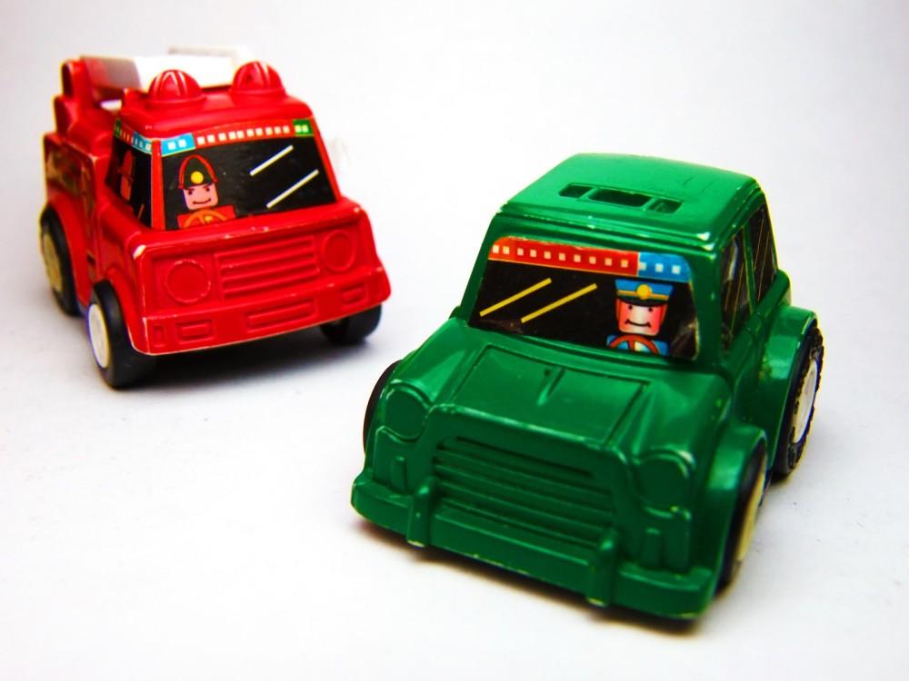 toys, car, child