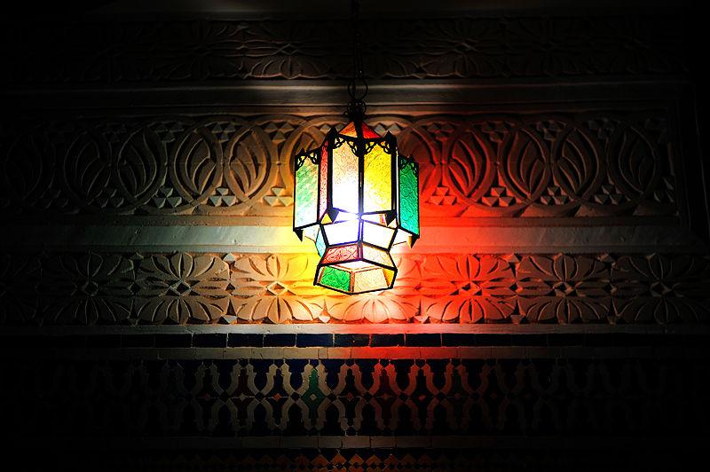 lumières en fête