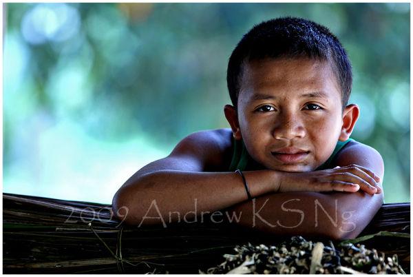 Orang Asli Boy