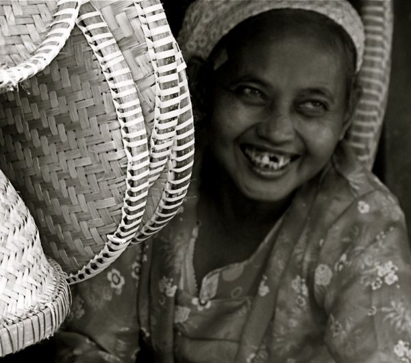 Marché d'Indonésie