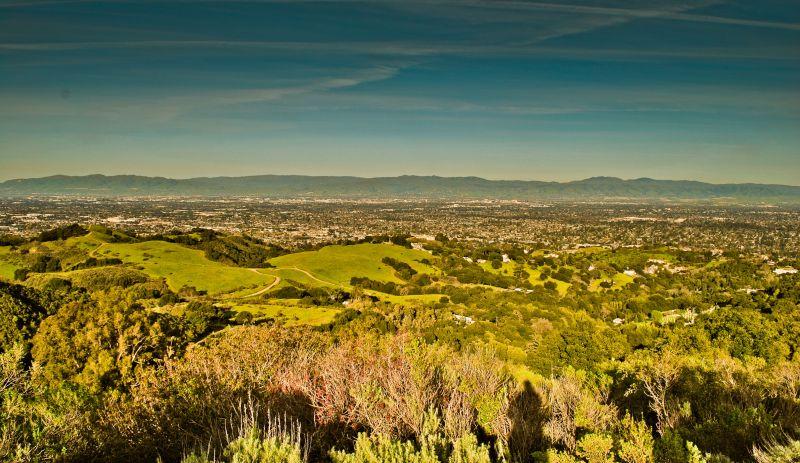 landscape in san jose california at fremont older