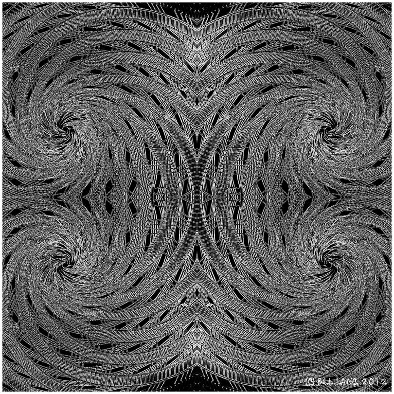 Vortex--Tessellation #2