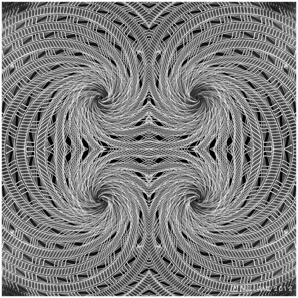Vortex--Tessellation #3