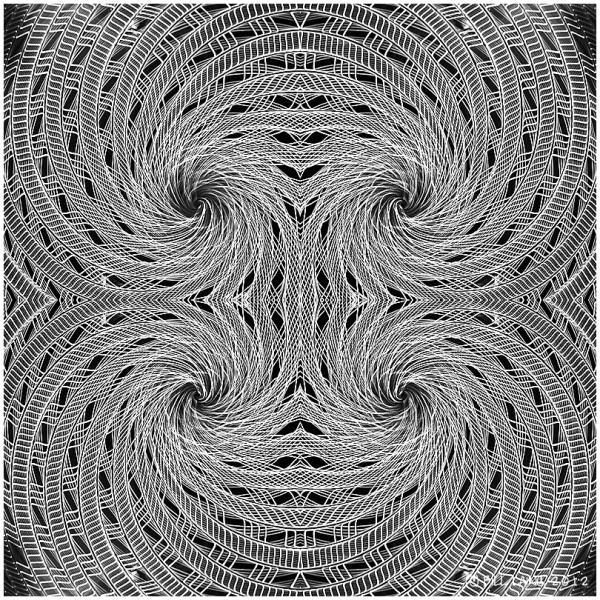 Vortex--Tessalation #4