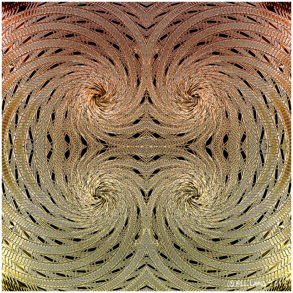 Vortex--Tessellation #5