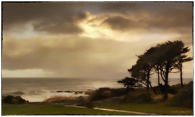 Before the Gloaming, Yachats, OR