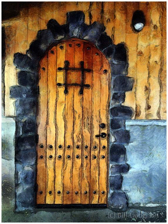 Cellar Door, Benton-Lane Winery