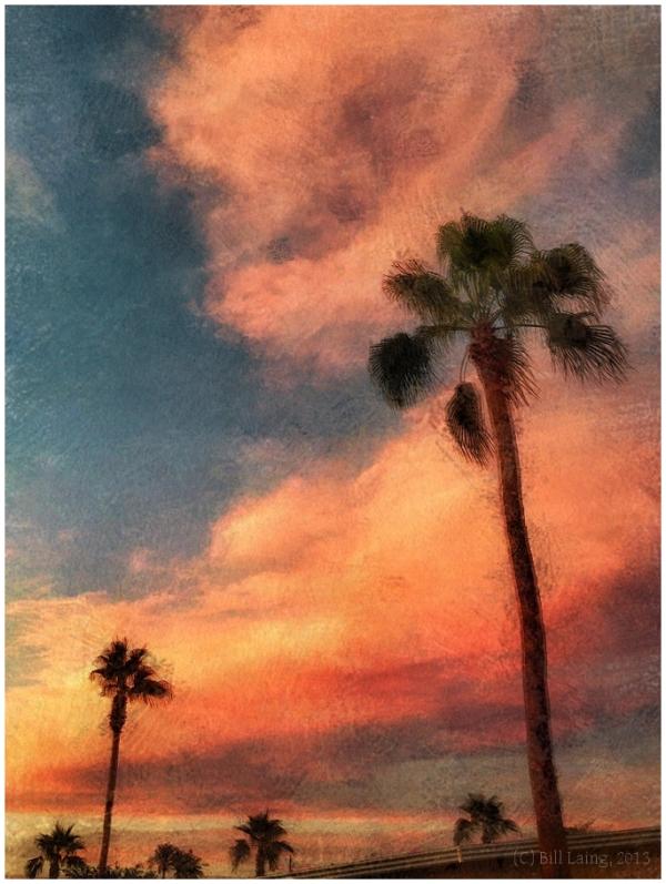 Sunset, Mesa, AZ