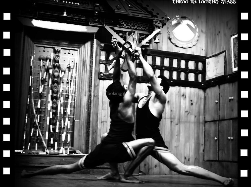Kalaripayattu - Martial Arts fro m Kerala