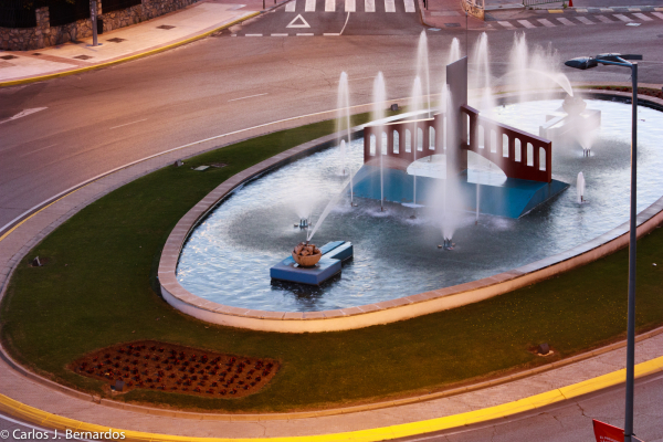 Fountain of Fuenlabrada