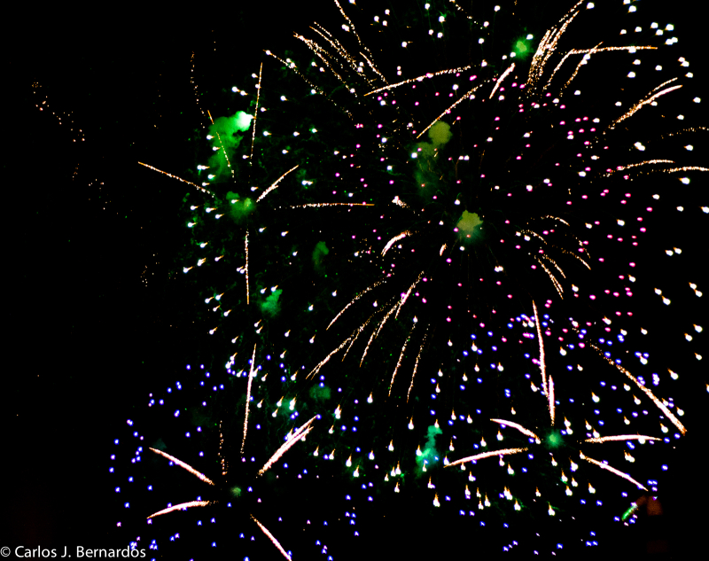 Fireworks at Montreal (IV)