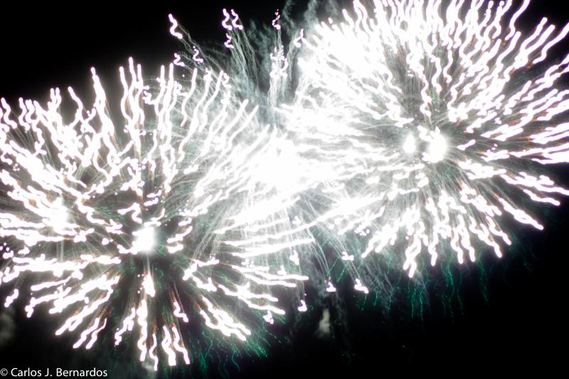 Fireworks at Montreal (V)