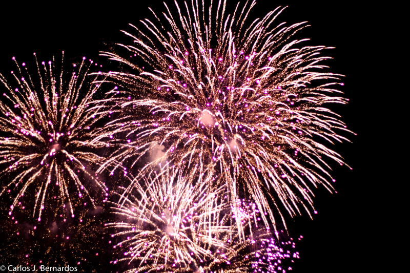 Fireworks at Montreal (IX)