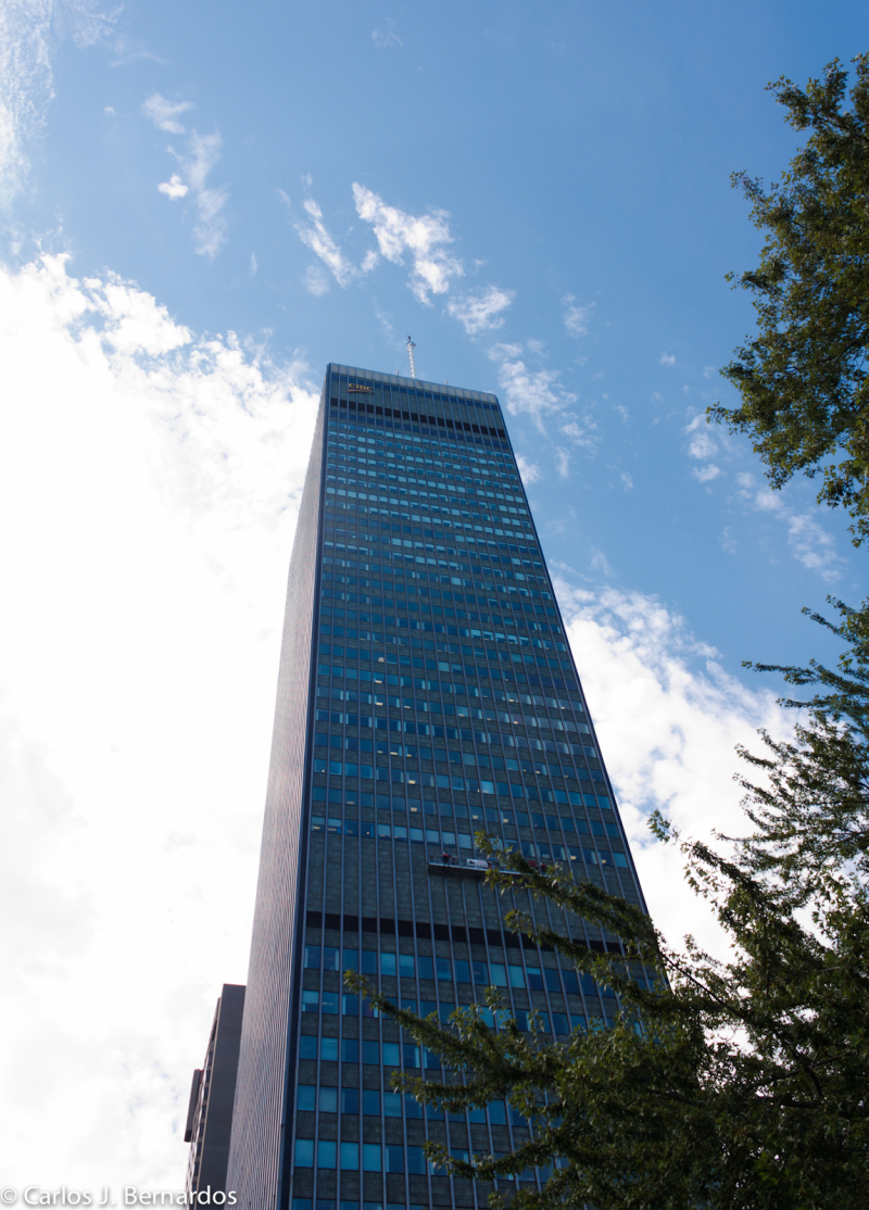 Skyscraper of Montreal