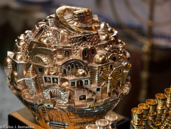 Jerusalem market (I)
