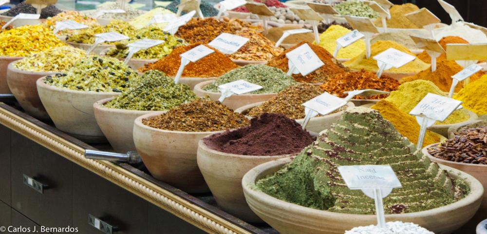 Jerusalem market (II)
