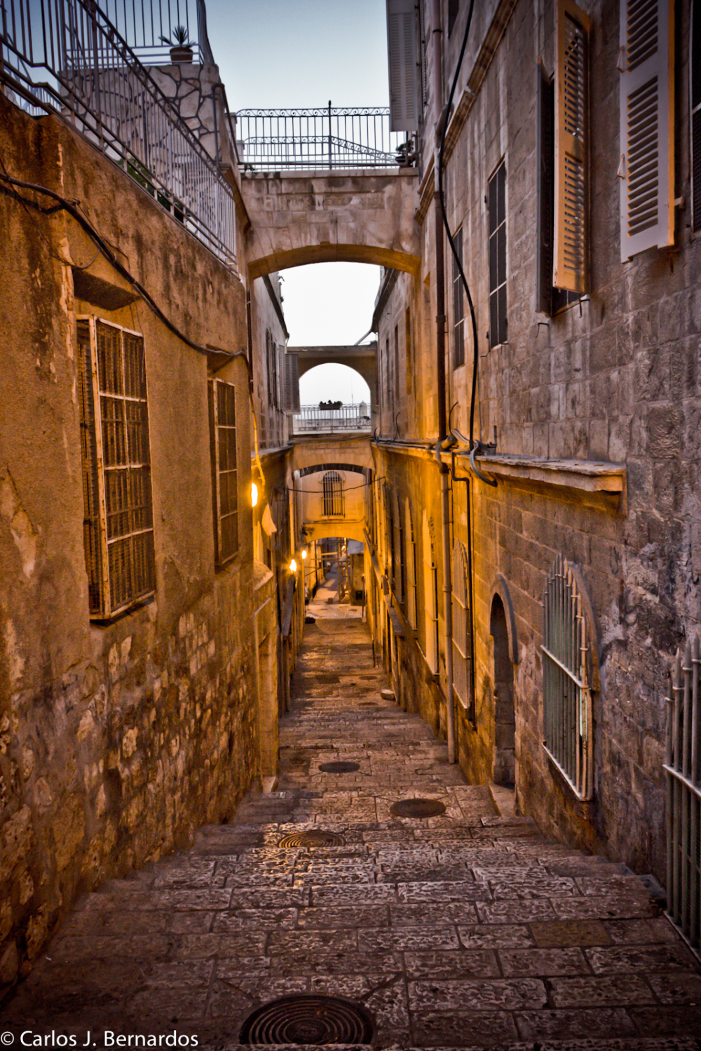 Jerusalem Israel street