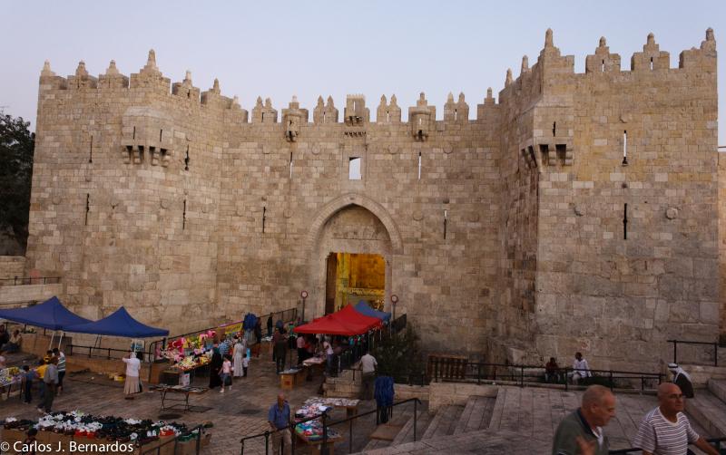 Jerusalem Israel market