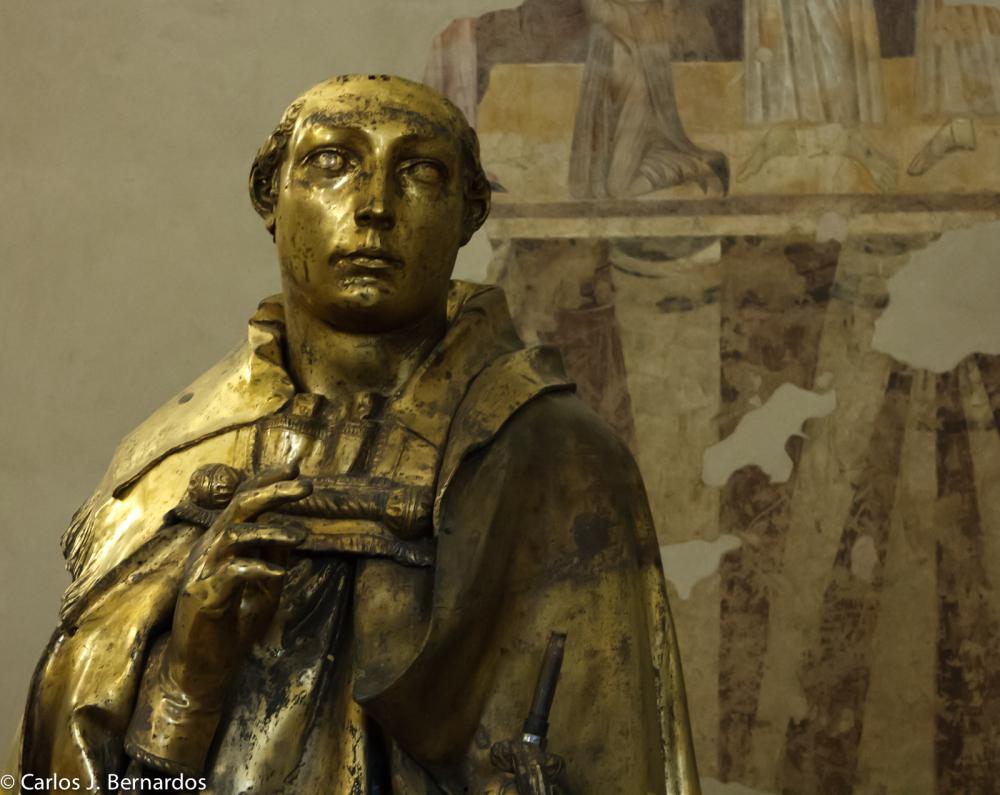 Florence: Sculpture in Santa Croce
