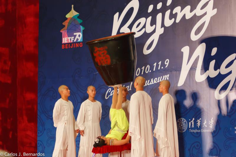 Chinese performance