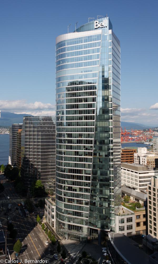 Vancouver skycraper