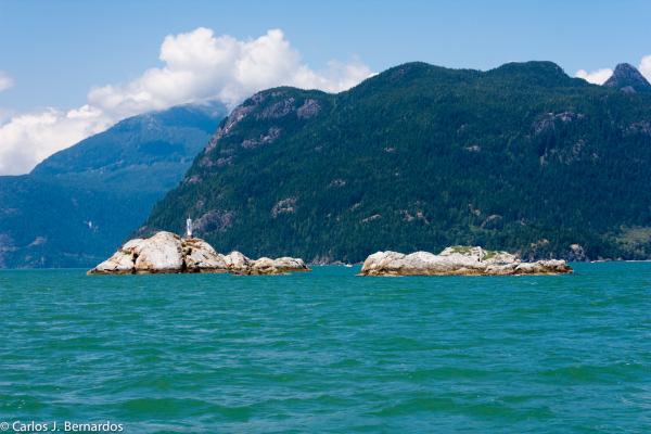 Vancouver isle