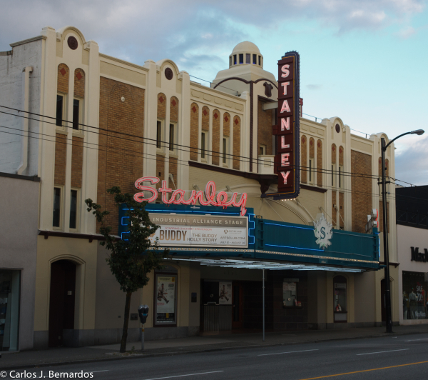 Vancouver theather