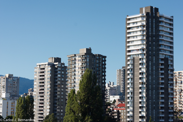 Vancouver buildings