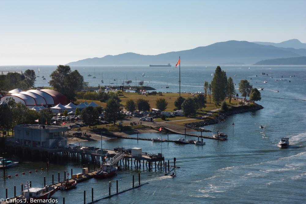 Vancouver sea boats