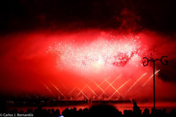 Vancouver fireworks