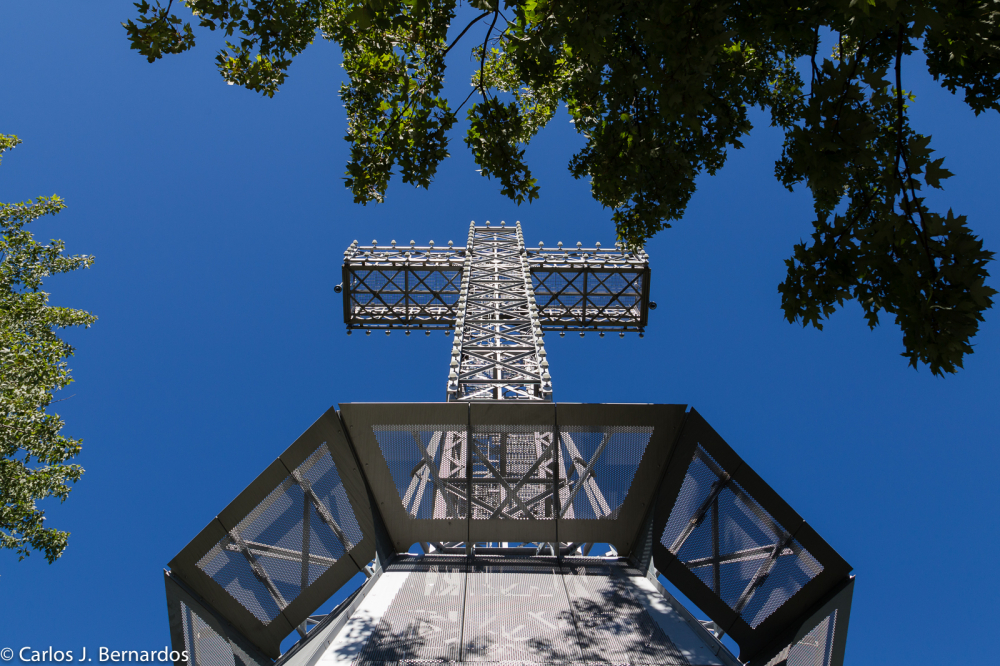 Mont Royal (Montreal, Canada): cross