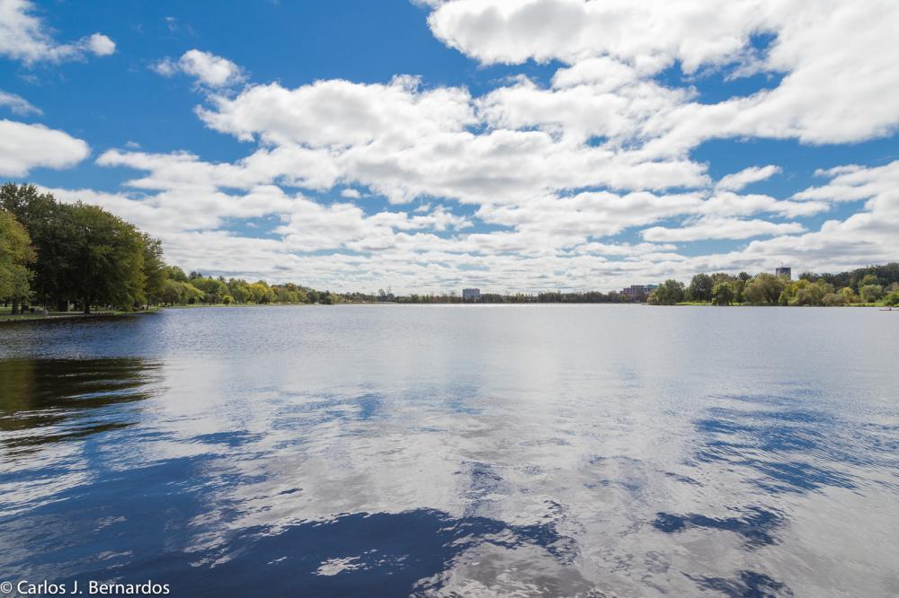 Ottawa pond