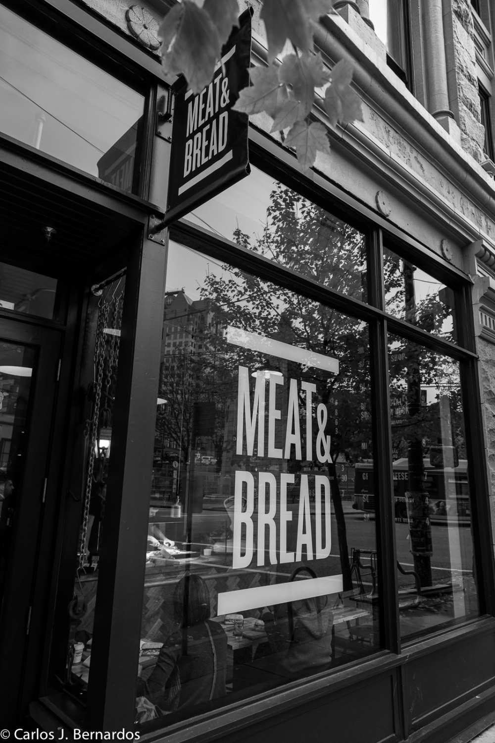 Meat&Bread at Vancouver