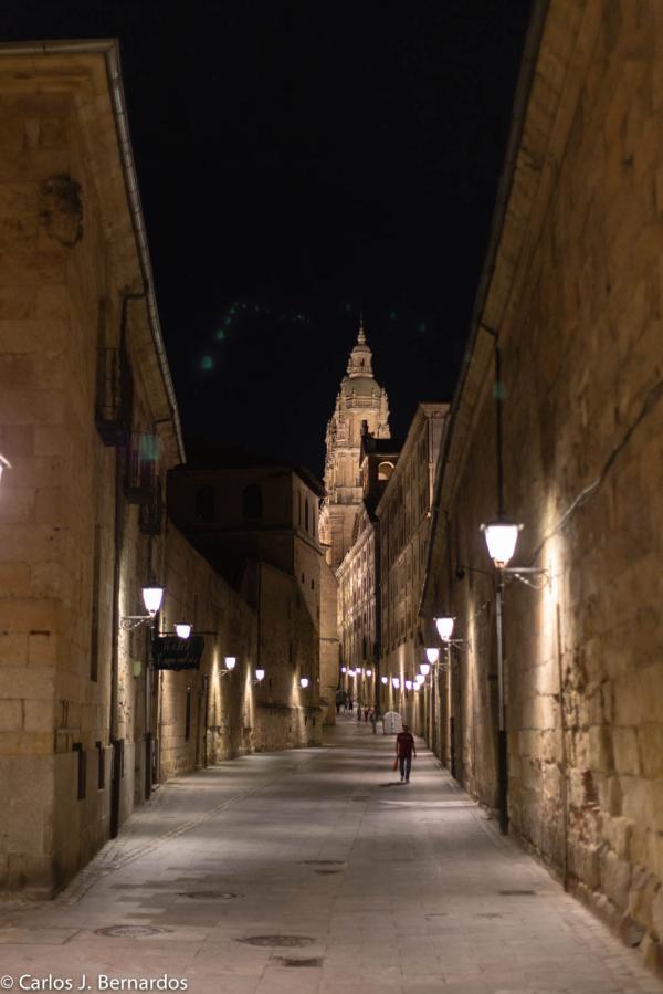 Trip to Salamanca