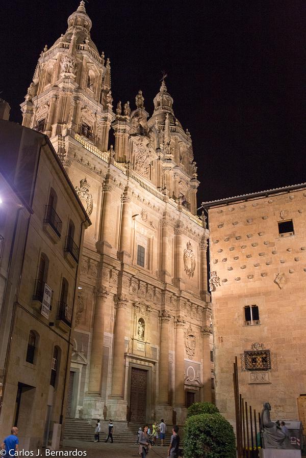 2015 trip to Salamanca