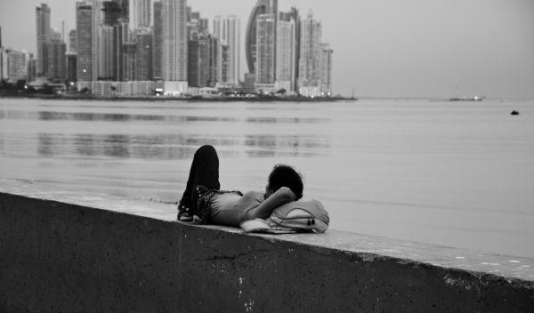 La tranquilidad del desesperado...